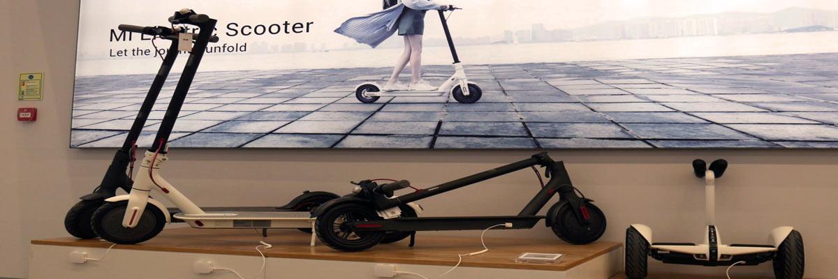 Waar een elektrische step kopen in Nederland en België?