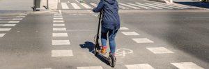 Waar mag je rijden met een elektrische step?