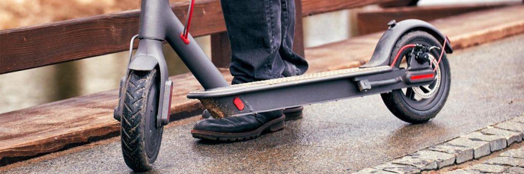 Is Een Elektrische Step Toegestaan Of Verboden Toch Rijden Op De E Step
