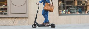 Elektrische step als alternatief voor de vouwfiets? Een vergelijking.